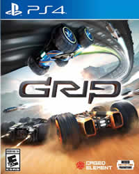 GRIP Game Cover