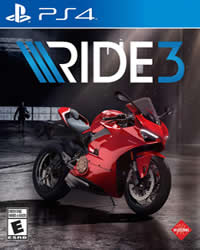 Ride 3 Game Cover