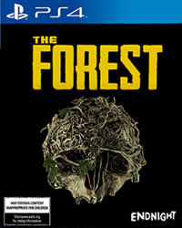 The Forest Game Cover