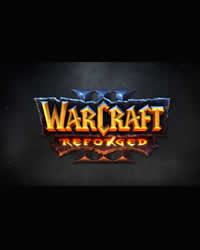 Warcraft III: Reforged Game Cover
