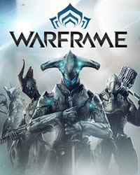 Warframe Game Cover