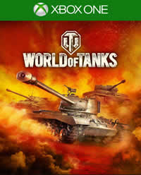 World of Tanks Game Cover