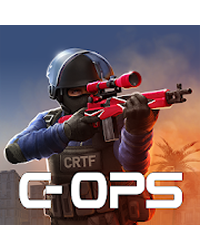 Critical Ops Game Cover