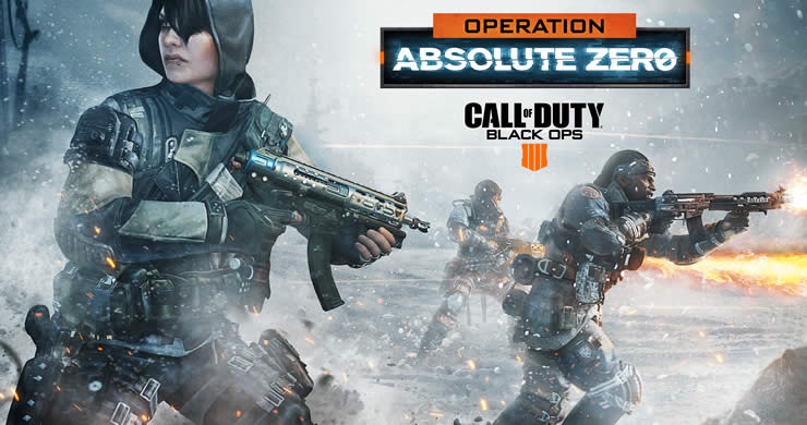 Black Ops 4: Operation Absolute Zero Trailer Released – Patch 1.09