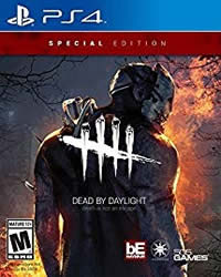 Dead by Daylight Game Cover