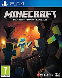 Minecraft Game Cover