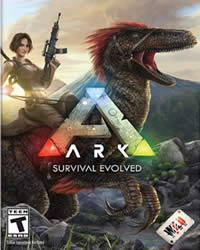 Ark Survival Evolved Game Cover