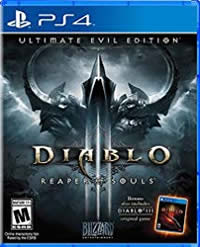 Diablo III Game Cover