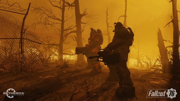 Fallout 76: Patch 1.05 appears today – first details