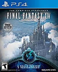 Final Fantasy XIV Game Cover