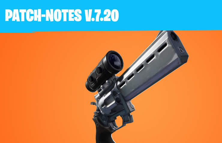 Fortnite Update / Update 2.86 simply adresses some glitches that have cropped up on specific systems.