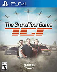 The Grand Tour Game Game Cover