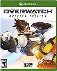 Overwatch Game Cover