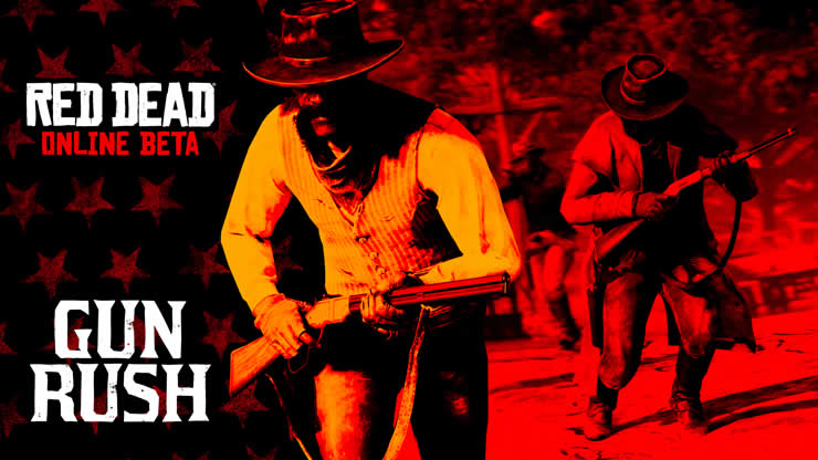 Red Dead Online – Update Adds the Battle Royale Mode Gun Rush
