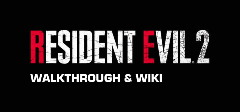 Resident Evil 2 Walkthrough