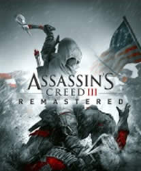 Assassin's Creed 3 Game Cover