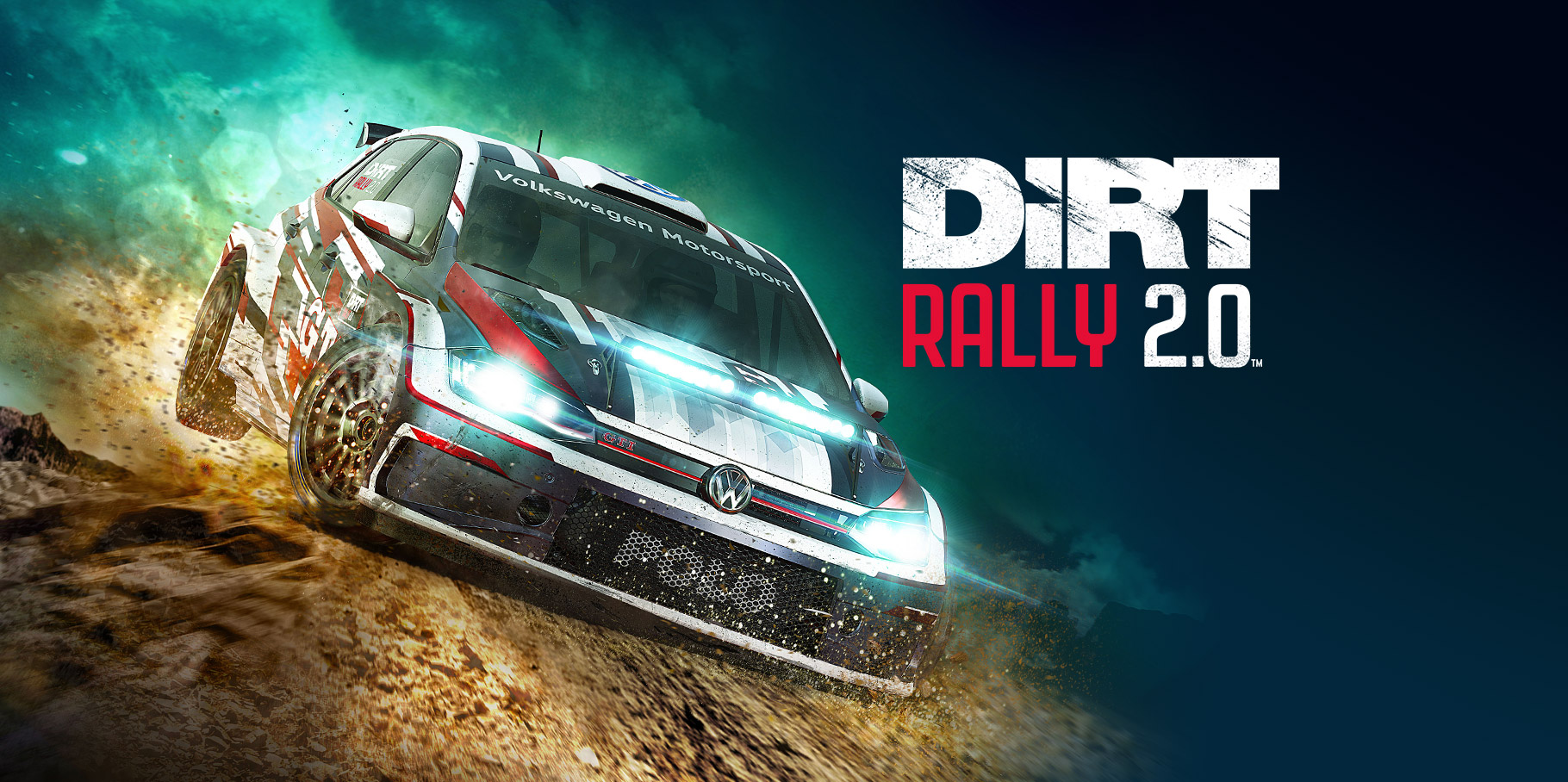 DiRT Rally 2.0: Tracks – wear with 150 different shades – details in the trailer