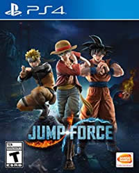 Jump Force Game Cover