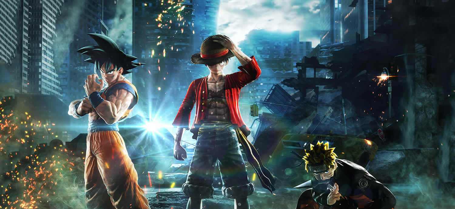 Jump Force Full Roster unveiled – check out the character list
