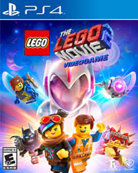 The LEGO Movie 2 – Videogame Game Cover