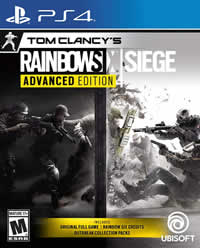 Tom Clancy's Rainbow Six: Siege Game Cover