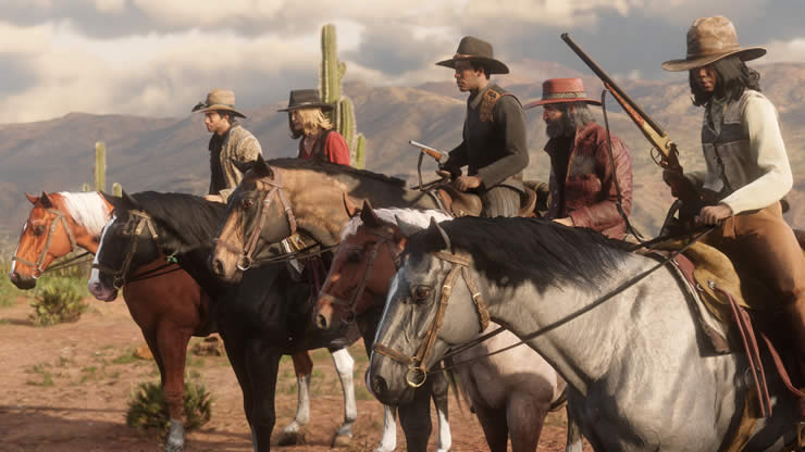 Red Dead Online: Patch Notes 1.06 – New update released