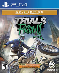 Trials Rising Game Cover