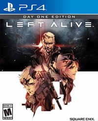 Left Alive Game Cover
