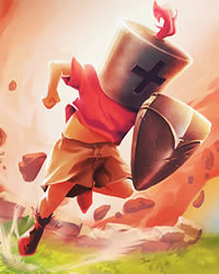 Peasant Knight Game Cover