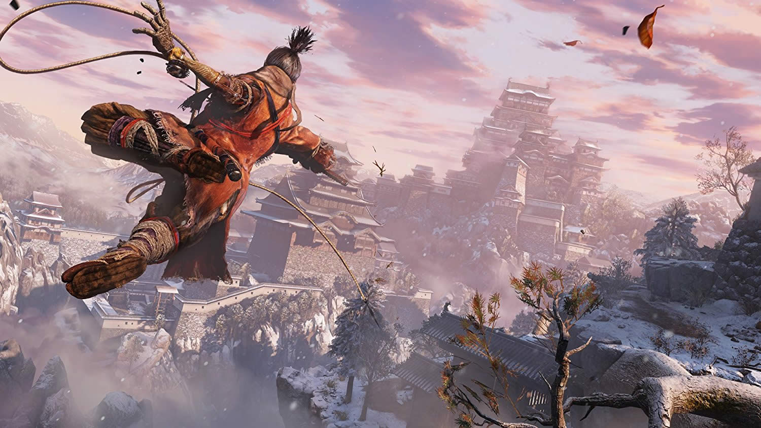 Sekiro Shadows The Twice: Update Version 1.04 Patch Notes