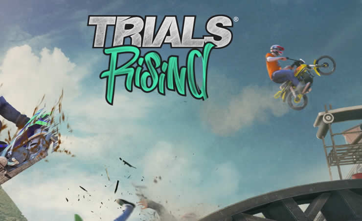 Trials Rising: Patch Notes 1.02 – New update fixes some bugs