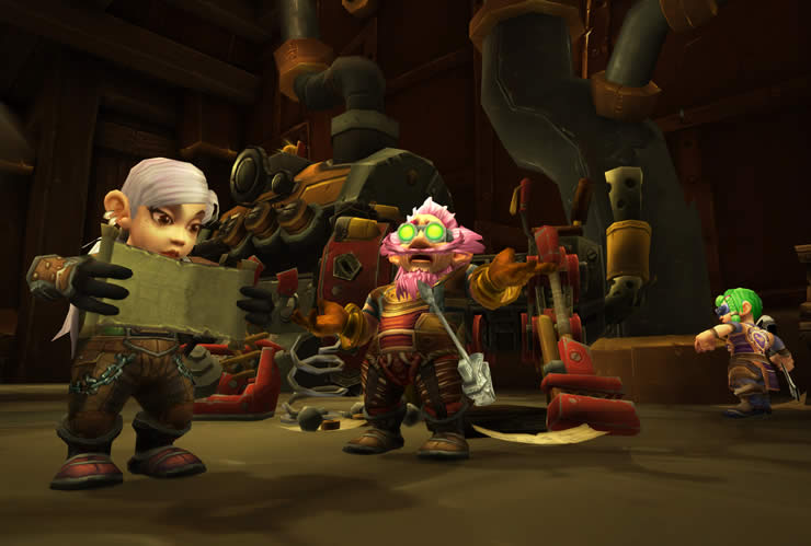 WoW Patch Notes 8.1.5 are now published