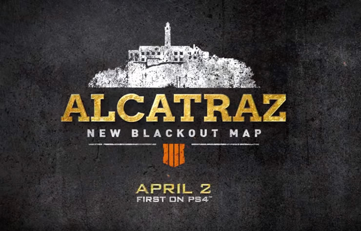 New Blackout Map for Black Ops 4 Coming Tomorrow