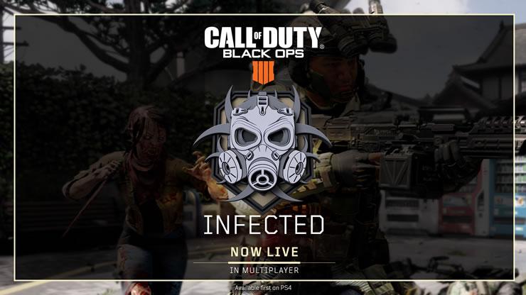 Black Ops 4 Update April 10