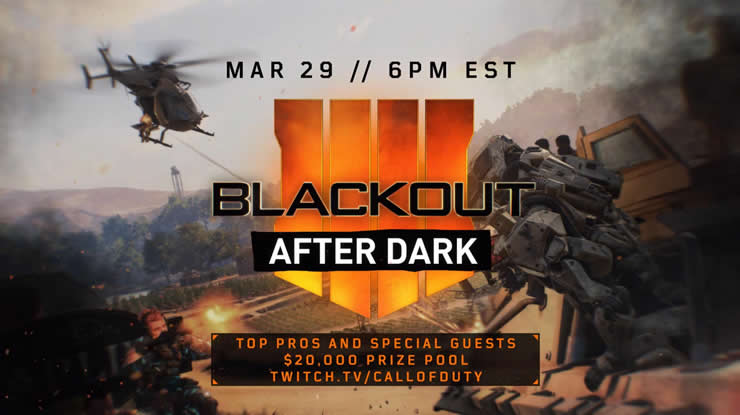 Black Ops 4: Server Update March 29 – Patch Notes