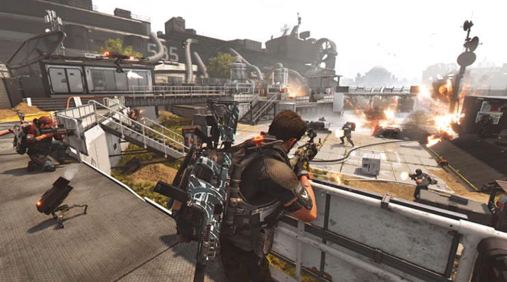 The Division 2: Server Down on June 25th – Maintenance