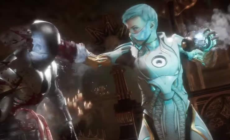 Unlock Frost in MK11