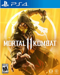Mortal Kombat 11 Game Cover