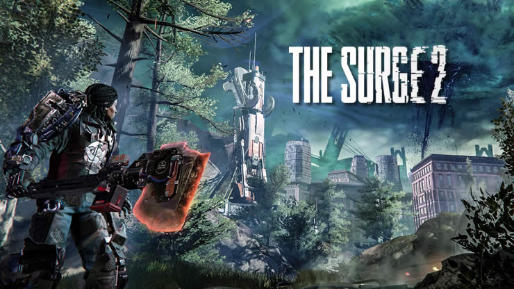 The Surge 2 Update Version 1.09 Patch Notes