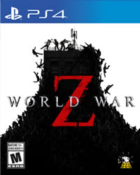 World War Z Game Cover
