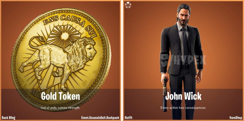 Fortnite S John Wick Details Of The Event Have Been Revealed Games Guides