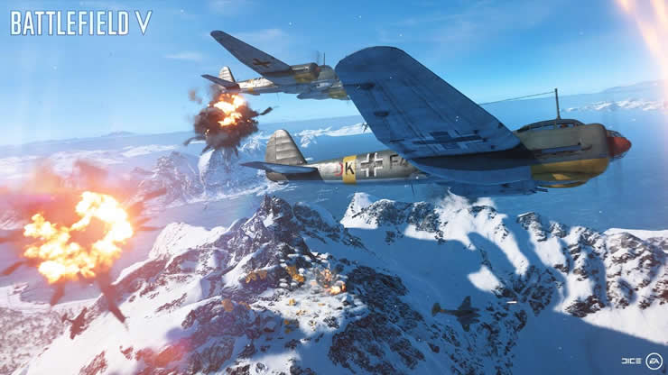 Battlefield V – Patch Notes 1.16 Trial by Fire Update #4