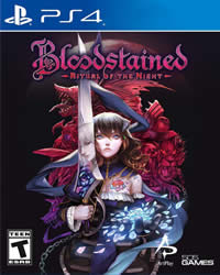 Bloodstained: Ritual of the Night Game Cover