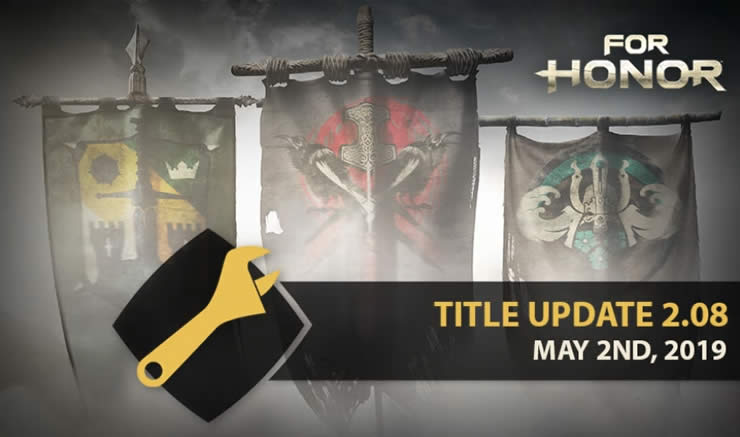For Honor Patch Notes 2.08 and 2.09 – New Updates