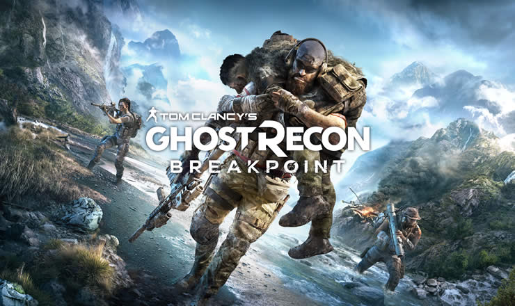Ghost Recon Breakpoint Update 1.02 Patch Notes