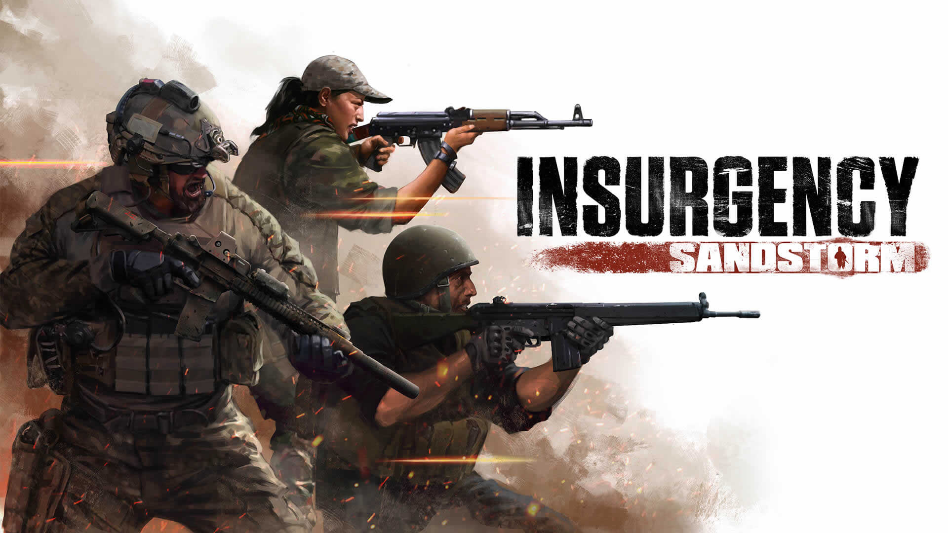Insurgency: Patch Notes 1.7.1 – Hotfix Update on August 26