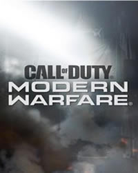 Call of Duty: Modern Warfare Game Cover