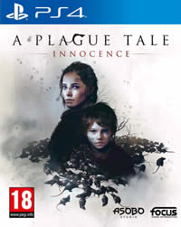 A Plague Tale: Innocence Game Cover