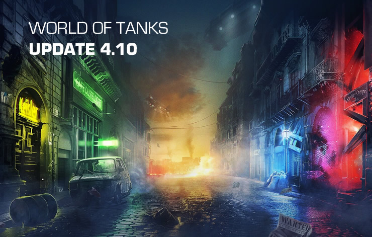 World of Tanks: Mercenaries Patch Notes 4.10 – Consoles Update