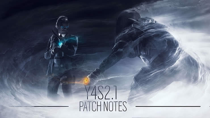 Rainbow Six Siege: Patch Notes 1.68 – Update J4S2.1